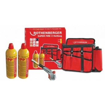 ROTHENBERGER SUPER FIRE 3 HOTBAG